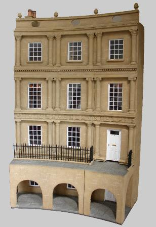 Bath circus dollshouse